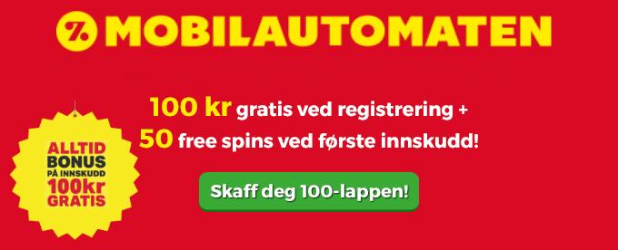 En fullstendig liste over Free Spins bonuser