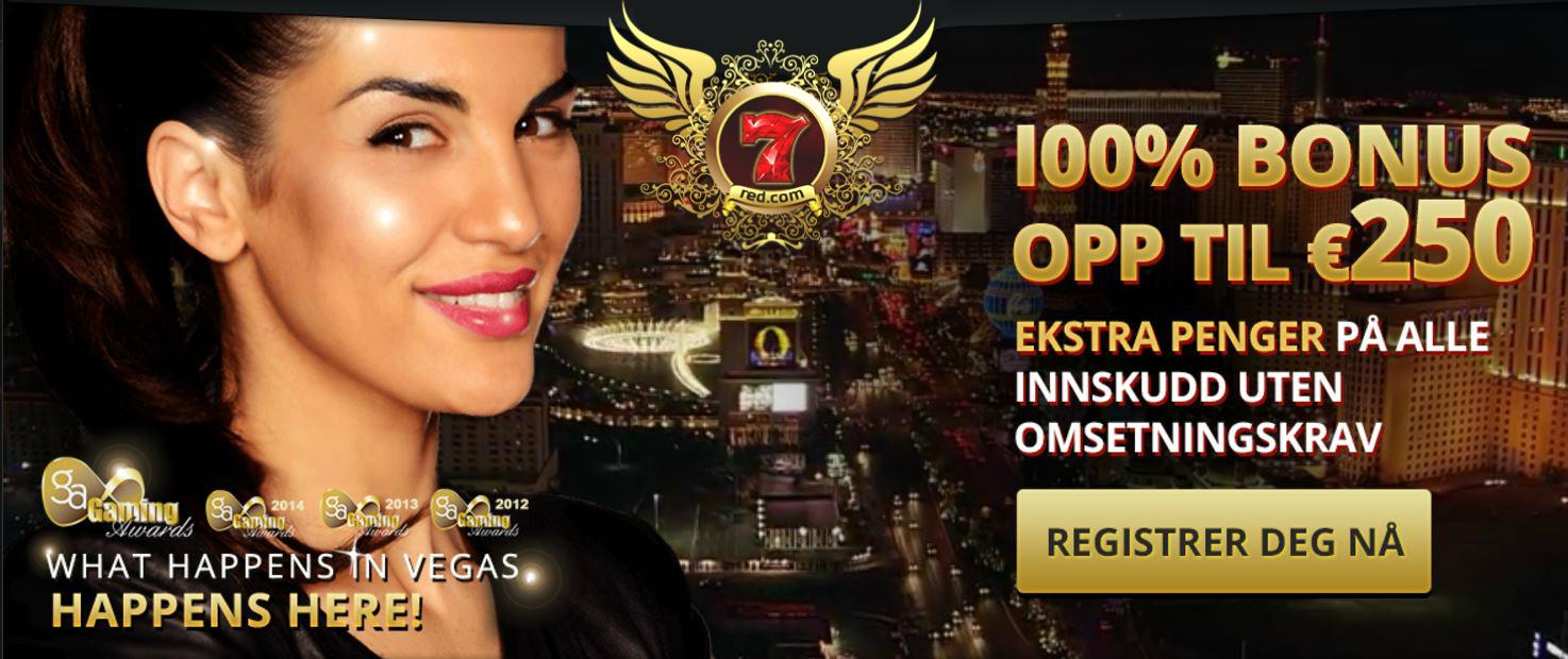 7Red Casino Med Norske Aylar Lie