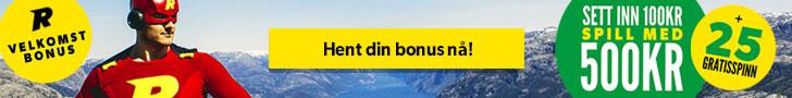 Rizk.com Norge Kasino