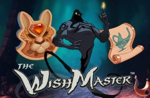 wish master online spilleautomat skap av Net Entertainment