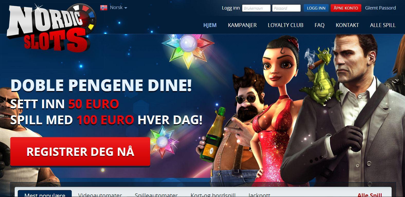 casino norge