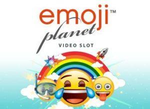 Emoji Planet er en spilleautomat fra Netent basert på emojier! Prøv den her gratis!