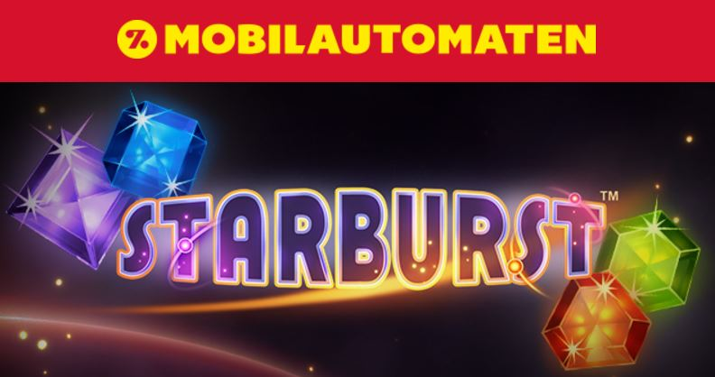 starburst mobilautomaten casino online