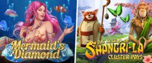 mermaids diamond shangri la netent casino online norge