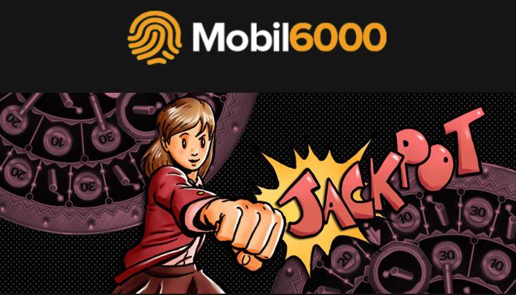 Vinn 1.000.000 kr - Mobil6000 - Mobil6000