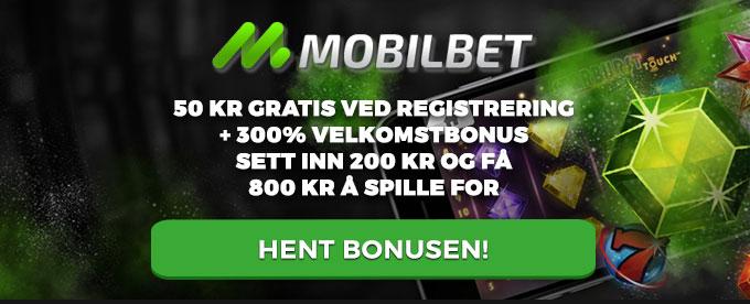 Casino bonus uten innskudd