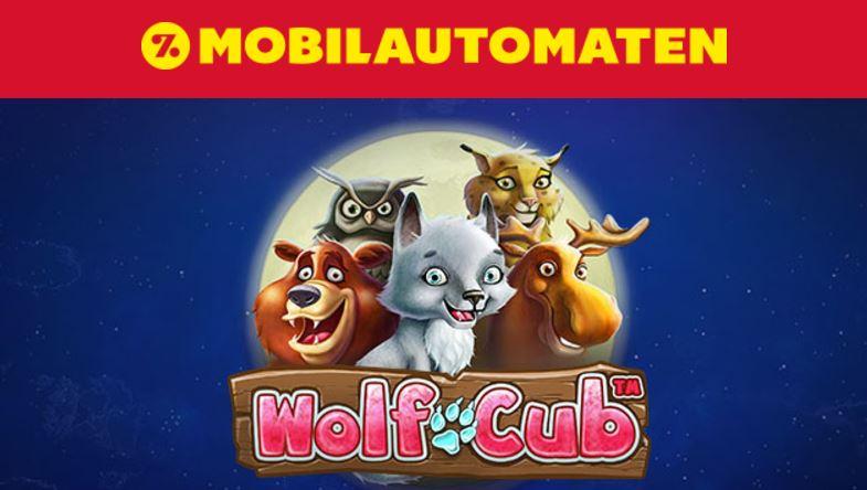 free spins bonus wolf cub casino