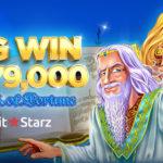En stor gevinst hos Bitstarz casino
