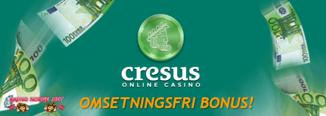 omsetningsfri kasino