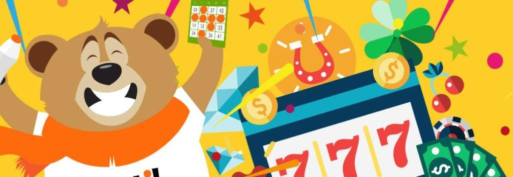bonus casino online bingo