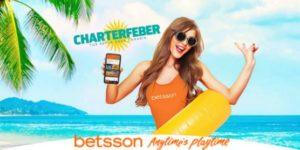 reise charter feber norge