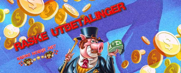 utbetaling casino