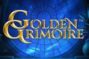 spill golden grimoire netent